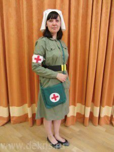 Военный врач своими руками 5