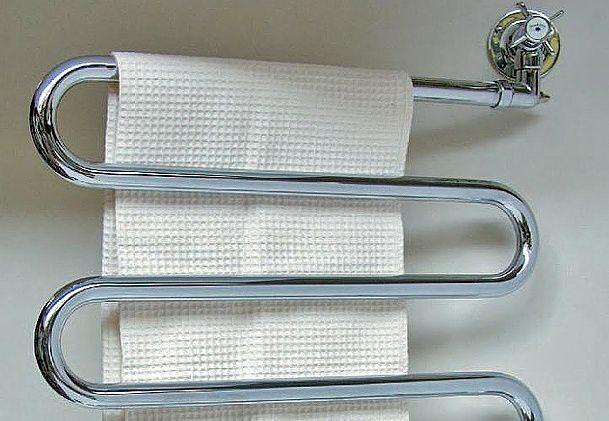 Заменить сушку для полотенец