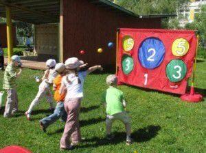 Фитнес для детей 5 лет